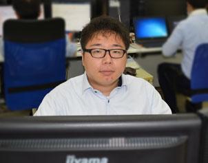 社員インタビュー 尾川トップ